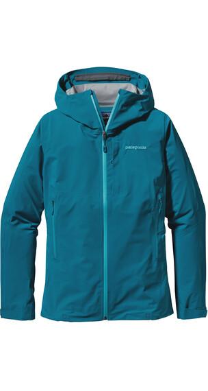 Patagonia W's Refugative Jacket Underwater Blue